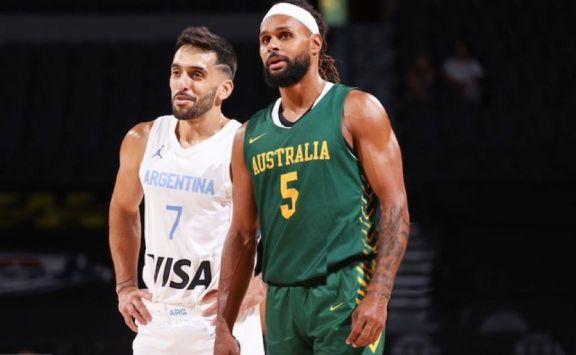 JJOO:  Argentina enfrentará a Australia en busca de la semifinal en el básquetbol de Tokio