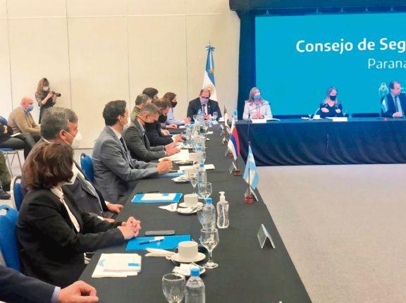 Misiones participa del Consejo de Seguridad