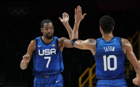 JJOO: El básquet de Estados Unidos venció a Australia por 97 a 78 y jugará por el oro olímpico