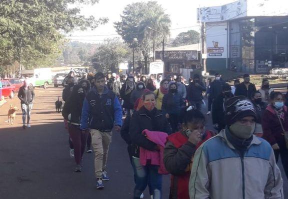 Eldorado: piden derogación de ordenanza que prohíbe acceso y descenso de pasajeros fuera de la terminal