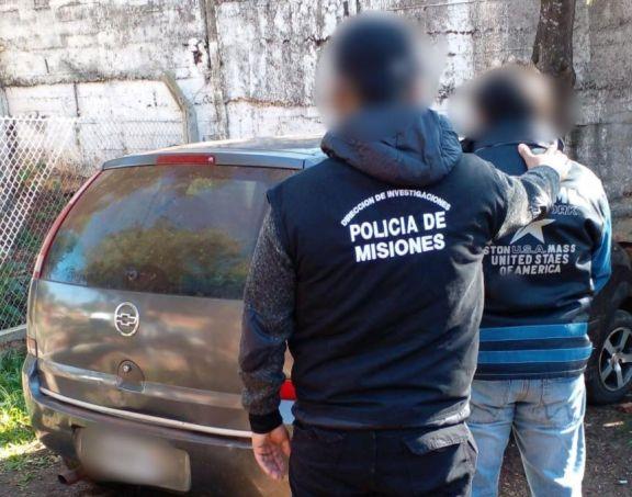 Posadas: empresario denunció un millonario robo y por el hecho fue detenido un ex empleado
