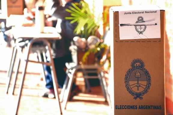 Se priorizarán establecimientos de votación con espacios abiertos.