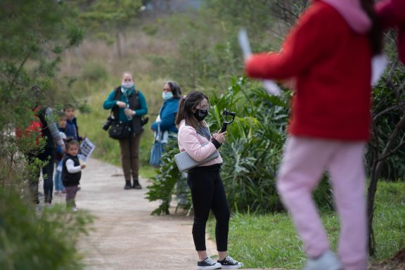Los adolescentes de Misiones valoran mantener contacto con la naturaleza