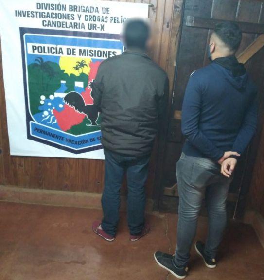 Cayó en Candelaria un hombre con pedido de captura por narcotráfico desde Neuquén