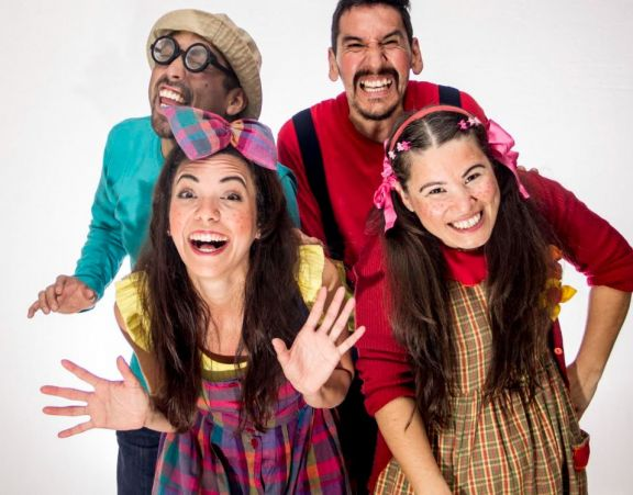 Con teatro, música, circo, títeres y magia comienza el Mes de las Infancias en el Parque