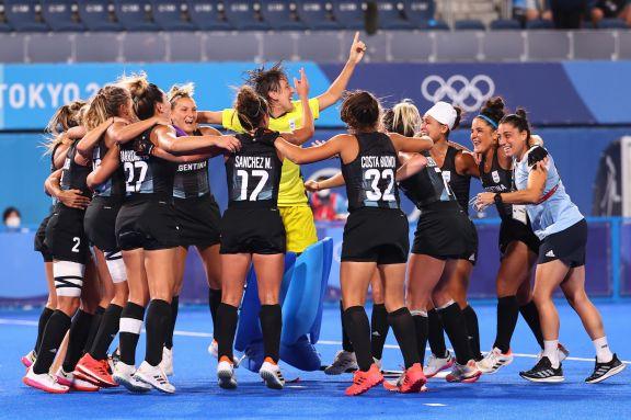 JJ.OO: Las Leonas vencieron a India, avanzaron a la final y se aseguraron medalla