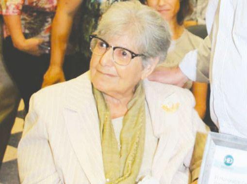 Con pesar, Misiones despide a Ángela Perié de Schiavoni