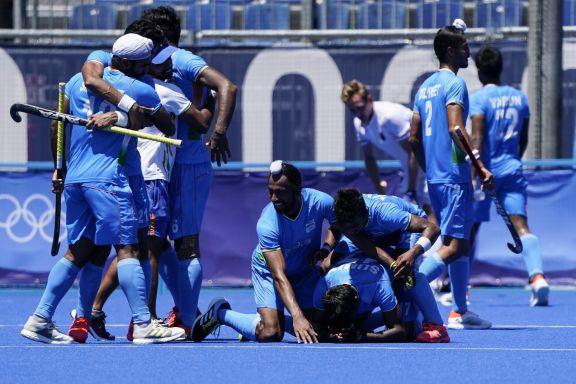JJOO: India vence a Alemania y se queda con el bronce en el hockey masculino de los JJ.OO