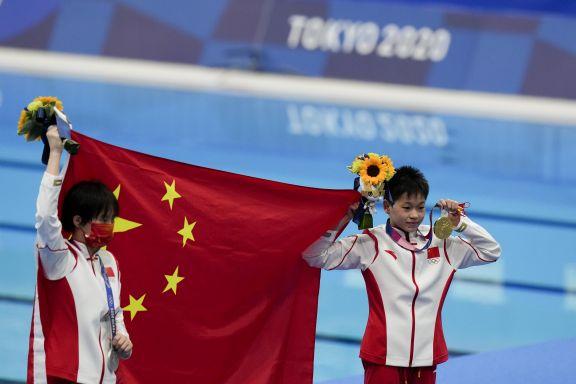 JJOO: China sigue en la cima del cuadro de medallas olímpicas y Argentina en el puesto 79