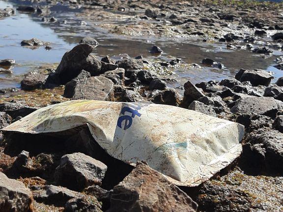 Embace de suavizante para ropas forma parte del desolador paisaje afectado por la sequía