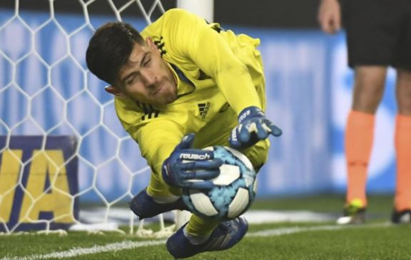 """Agustín Rossi: """"Este partido valía mucho"""""""