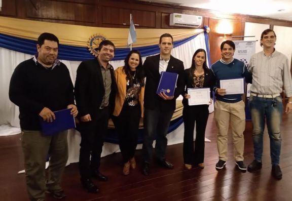 Buscan constituir el Rotary Club Centro en Puerto Rico