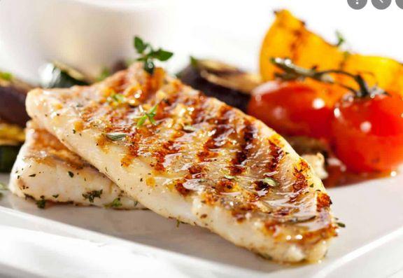 Filetes de pescado  a la sartén