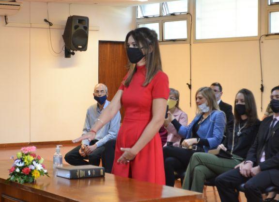 Tomaron juramento a una nueva jueza, un fiscal y dos defensores oficiales, para Alem, Oberá y Eldorado