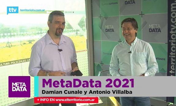 MetaData #2021: Seguimos conociendo candidatos