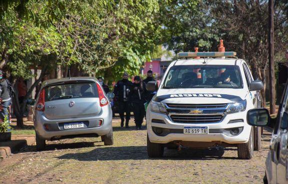 Crimen de Sotelo: atrapan en Ñu Porá a un nuevo sospechoso en la pesquisa