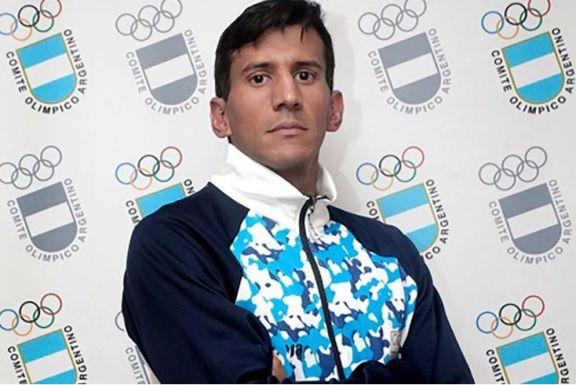JJ.OO: Villamayor finalizó lejos de la zona de medallas en pentatlón moderno