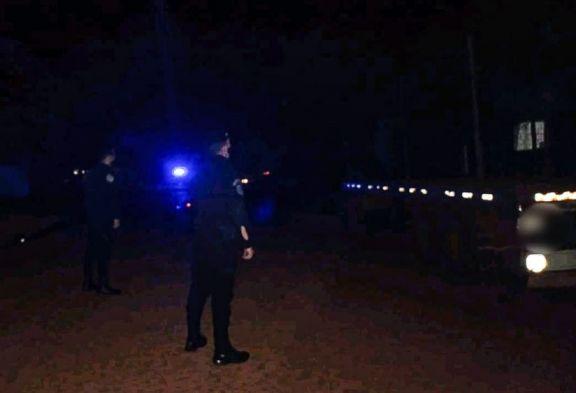 Motociclista falleció tras impactar contra un semiremolque en Andresito