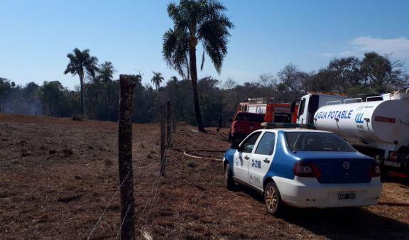 El riesgo de incendio es extremo y piden colaboración a la comunidad