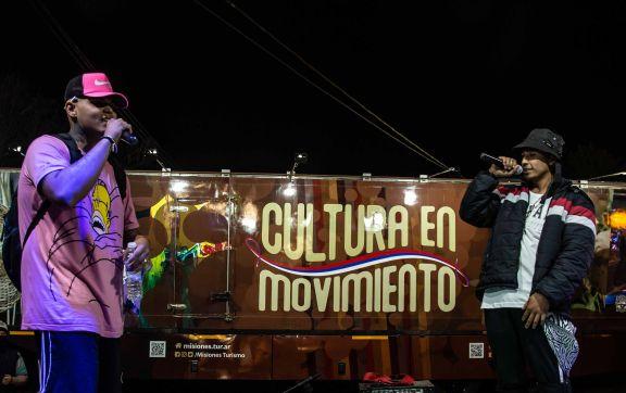 Cultura en Movimiento llega a Wanda con espectáculos y capacitaciones