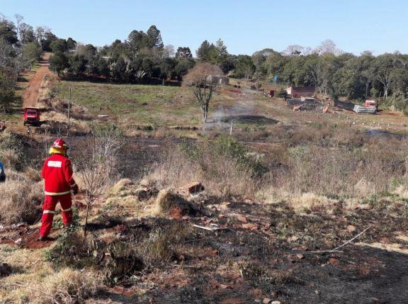 """Vialey sobre incendios forestales: """"La situación es crítica, el gobernador nos pidió ser muy severos con las multas"""""""