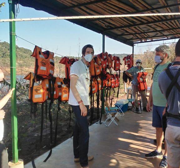 El conductor Iván de Pineda visitará 12 destinos de Misiones por Telefe