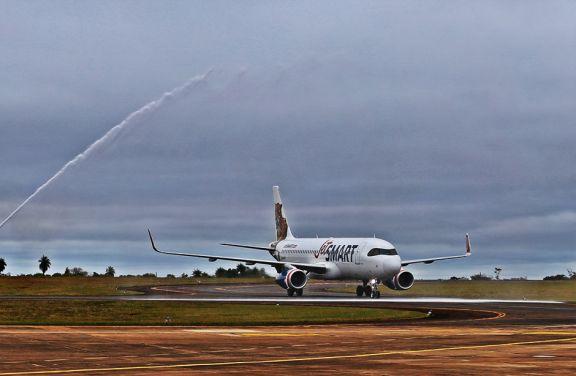 Piden tasa de embarque especial para potenciar el destino Iguazú
