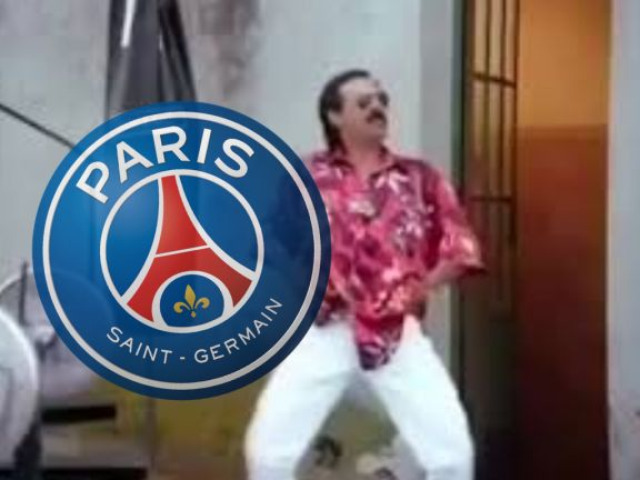El PSG ostenta el fichaje de Messi haciendo mención a una frase de Francella
