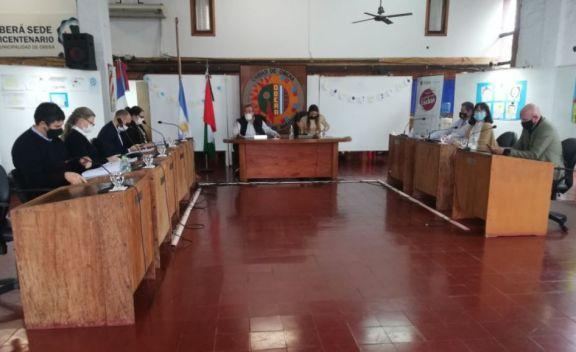 Oberá: el Concejo Deliberante estará cerrado por edil contagiado con Covid-19