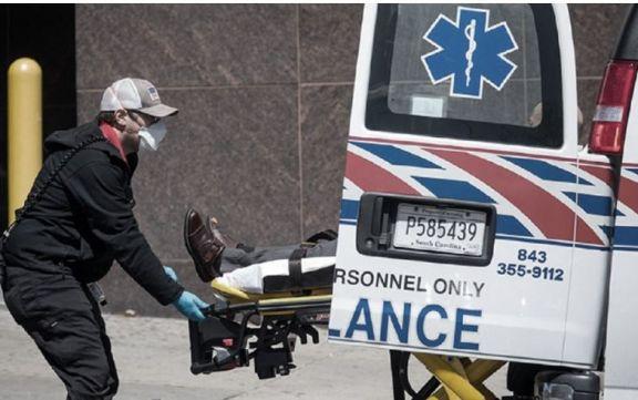 Las hospitalizaciones en EEUU están en su punto más alto en 6 meses