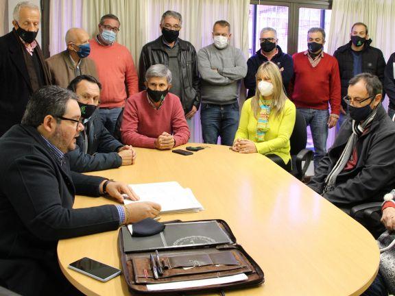 El Instituto Nacional de la Yerba Mate adquirió un terreno para construir su sede