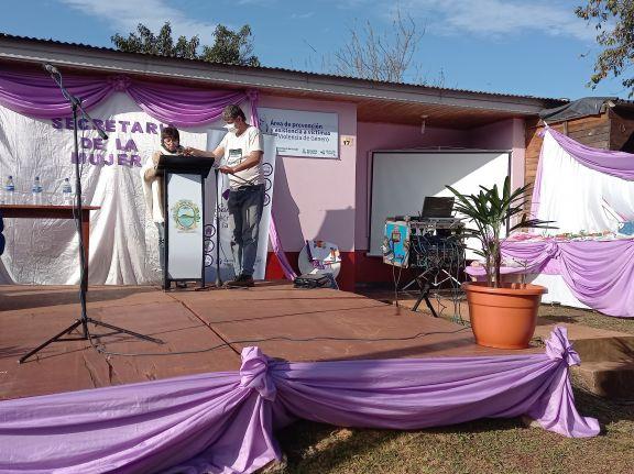 Santa Ana habilitó una casa de contención para víctimas de violencia de género