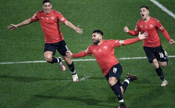 Independiente visita a Central con la misión de recuperar la punta