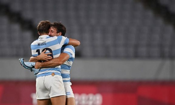Los Pumas debutan en el Rubgy Championship ante Sudáfrica