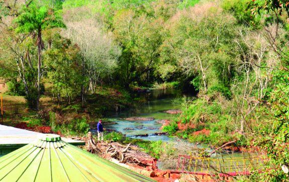 El comité de la cuenca del arroyo Tapicuá ante un nuevo desafío: el reciclado