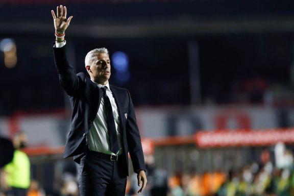Palmeiras y San Pablo definen al primer semifinalista de la Copa Libertadores
