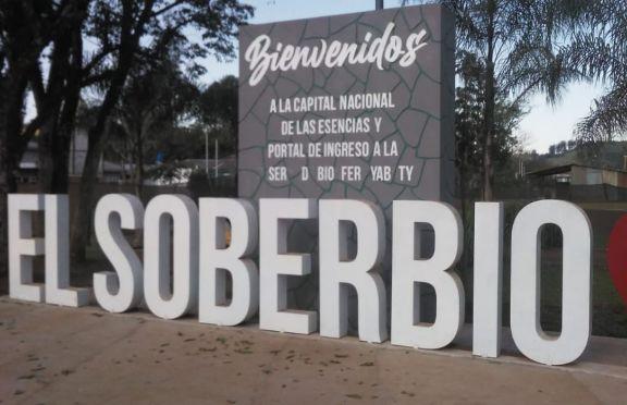 Se vivió un fin de semana a pleno en El Soberbio