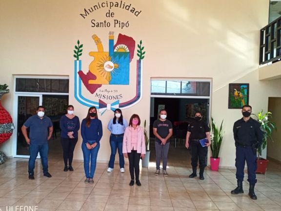 Charla en Santo Pipó para prevenir quemas que originan grandes incendios forestales