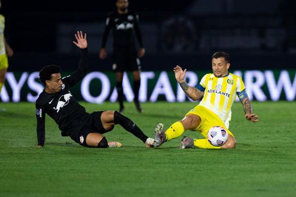 Sudamericana: Rosario Central dio pelea en Brasil pero eliminado por Bragantino en cuartos