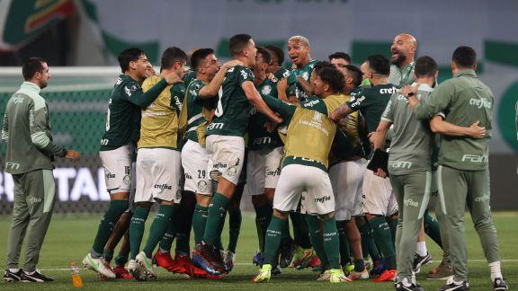 Copa Libertadores: Palmeiras eliminó a San Pablo y es el primer semifinalista