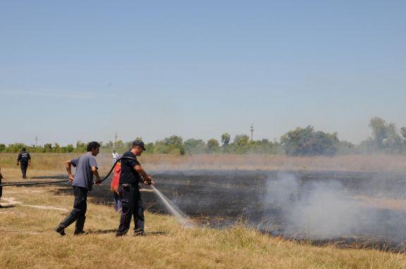 Corrientes pide extremar las medidas para evitar incendios forestales