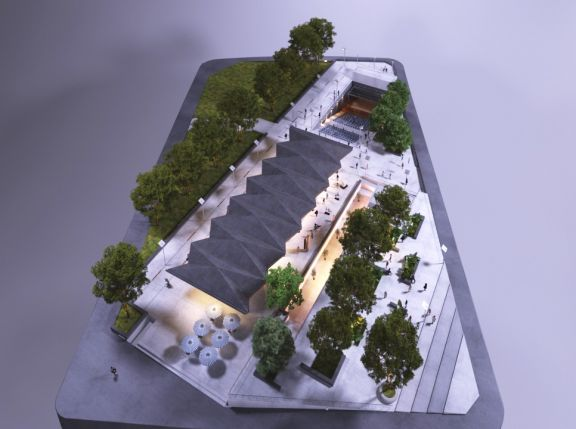 La semana próxima comenzará la construcción del Centro Cultural de Eldorado