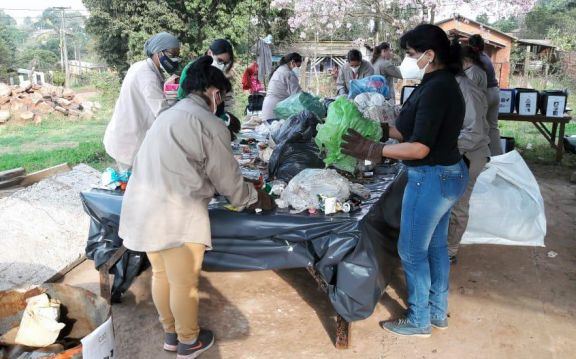 Eldorado: inician los trabajos de gestión integral de residuos sólidos urbanos
