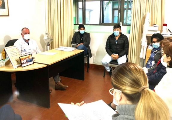 Se constituyó formalmente el Nodo de Calidad en el Hospital de Puerto Rico
