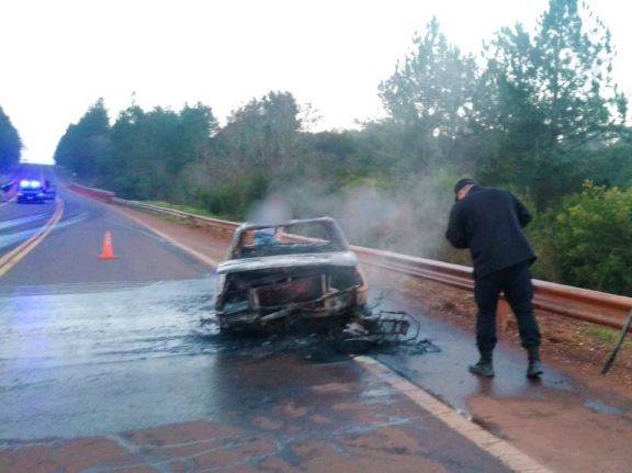 """""""Lo destrozó y eso quiere decir que muy despacio no andaba"""", expuso una hermana del motociclista atropellado en Campo Viera"""