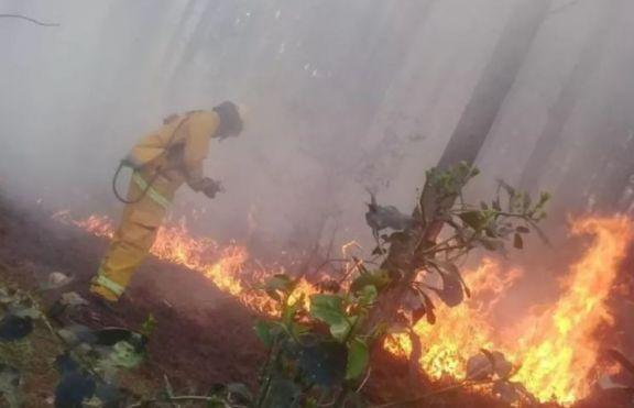 Apóstoles: solicitan máxima precaución y responsabilidad para no iniciar quemas