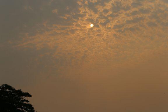 Con la llegada de las lluvias el humo se  disipará