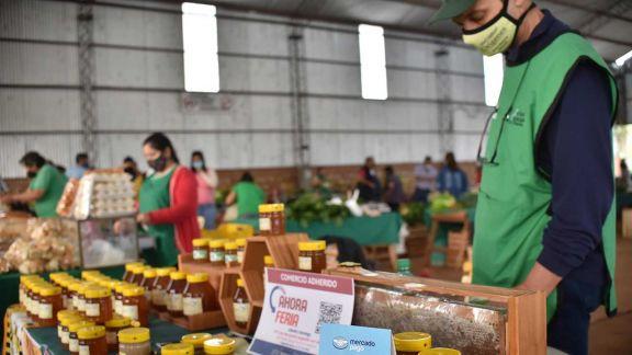 Feriantes y emprendedores se meten de lleno en el mundo del pago digital