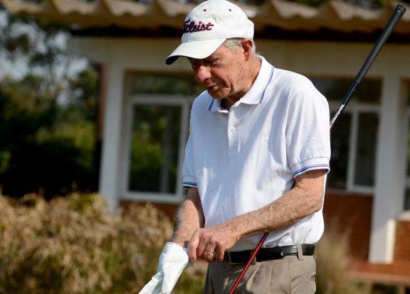 """""""El golf me cambió la vida por completo"""""""