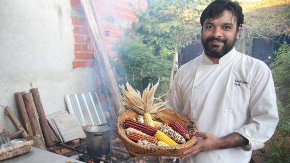 De Misiones al mundo: el chef Saúl Lencina, finalista de la Edition Cuisine 2021